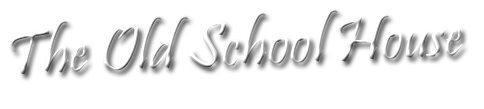 The Old School House Wedding Venue Logo